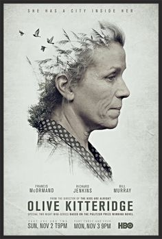 Olive Kitteridge / or, sometimes we really need to see Frances McDormand Bbc Tv Series, Best Series, She Movie, Movie Tv, Most Watched Tv Shows, Olive Kitteridge, Little Dorrit, Drame, Film Posters