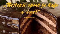 Je to prostě úžasný recept, dort vám bude moc a moc chutnat. Prostě je to tak. Tento dort mi dělala moje babička. Co budeme potřebovat: Korpus: 3 vejce 1 hrnek cukru 1/2 plechovky Tatry nebo jiného kondenzovaného mléka 1 hrnek smetany 1 lžička kypřícího prášku do pečiva 1 1/2 hrnku polohrubé mouky 2 lžičky pravého … Deserts, Praha, Food, Cakes, Cake Makers, Essen, Kuchen, Postres, Cake