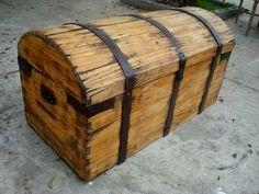 Beauté et fonctionnalité:Décoration avec des coffres de cèdre