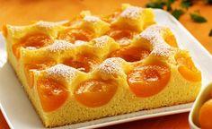 Finis Feinstes - Rezepte - Fini´s Rezepte - Marillenkuchen (Süße Backstube)