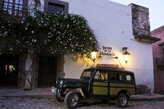 Hoteles con un toque Fantasmagórico en Real de Catorce