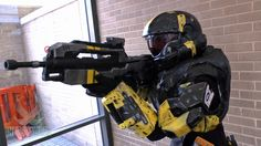 Image result for halo reach cosplay
