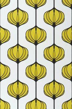 Maude wallpaper, Papier Peint des Annees 70... - http://centophobe.com/maude-wallpaper-papier-peint-des-annees-70/ -