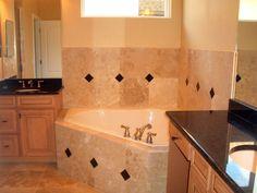 Bathroom Vanities Gainesville Fl uba tuba granite vanity with makeup drawer & knee space | skobel's