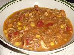 Just Put It In a Crockpot: Brunswick Stew - The Easy Way