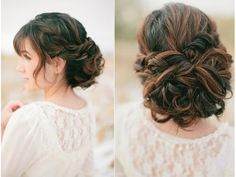 oh hey, more prom hair