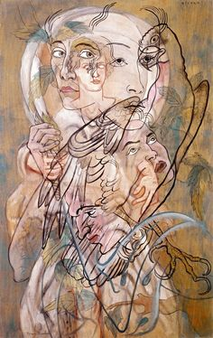 The Athenaeum - Dispar (Francis Picabia - circa No dates listed)