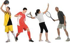 DOSCH DESIGN - DOSCH 2D Viz-Images: People - Sports