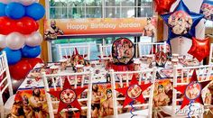 Get the room ready for a knockout party! Tackle our new WWE birthday party ideas featuring your son's favorite WWE superstars!