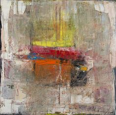 Sofia Chousou. Abstract in Color. Oil on canvas.