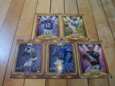 #2013Topps #InsertLot 5 #AaronRodgers #AndrewLuck #TomBrady #CalvinJohnsonJr | #eBay #footballcards #NFL