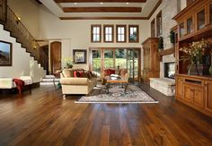 The Official Nova USA Wood Products Blog: Timborana (Brazilian Oak) Hardwood Flooring Spotlight - Exotic Hardwood Leader / Nova USA