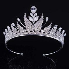 Feather Headband, Wedding Headband, Bridal Hair, Headpiece Jewelry, Hair Jewelry, Wedding Accessories, Wedding Jewelry, Quinceanera Tiaras, Queens Tiaras