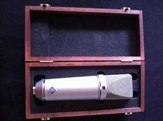 Neumann U 87 Ai Kondensator Mikrofon in Baden-Württemberg - Ulm | Musikinstrumente und Zubehör gebraucht kaufen | eBay Kleinanzeigen