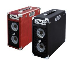 Briefcase Bass Amp Combo – Great Portability for Acoustic or Electric   Phil Jones Pure Sound