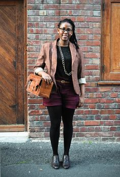 This so looks like something I'd wear||Street Style Looks From Cape Town