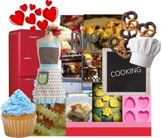 """""""Cooking my LOVE♥"""" by fashionannapaula on Polyvore"""