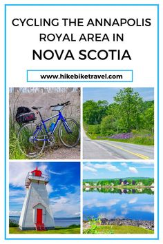 Cycling the Annapolis Royal area of Nova Scotia - through picturesque, historic countryside. Winery stops possible too. Nova Scotia Travel, Visit Nova Scotia, Annapolis Royal, Annapolis Valley, Victoria Beach, Atlantic Canada, Visit Canada, Newfoundland And Labrador, Bike Rides
