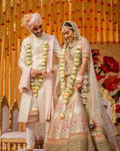 Sherwani For Men Wedding, Wedding Dresses Men Indian, Indian Bridal Outfits, Indian Bridal Fashion, Indian Bridal Wear, Wedding Attire, Wedding Hijab, Indian Wear, Sikh Wedding