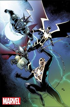 All New, All Different Avengers #8 Apocalypse Wars variant cover by Khoi Pham *