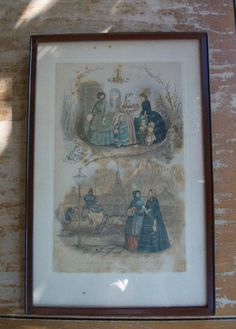 Hey, I found this really awesome Etsy listing at https://www.etsy.com/listing/475064523/vintage-1800s-litho-a-merry-christmas