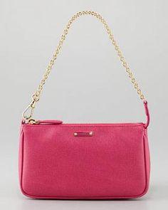 Fendi Crayon Pouchette Bag, Pink #Bag