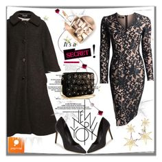 """Popmap 17."" by esma178 ❤ liked on Polyvore featuring Mode, Nine West und popmap"