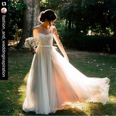 #Repost @fashion_and_weddinginspiration with @repostapp.  By Watters  Get to know @beautydicas @beautydicas for beauty tips