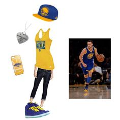 Golden State Warriors ~Women's outfit