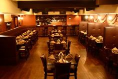 There is a great atmosphere, and food and bar at the Croton Reservoir Tavern in #MidtownWest Near Bryant Park and our #HeraldTowers
