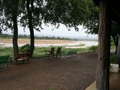 Letaba Rest Camp, famous for its Elephants.