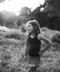 child photography, black and white, ©Misty Exnicios