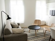 Appartement parisien de 40 m2