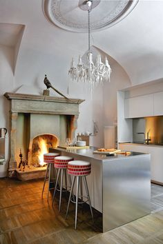 Palazzo Novara is a 17th century mansion which was completely renovated in 2012, combining luxury materials with modern technology - Italy - Sleeps 8 #WhyDoOrdinary?