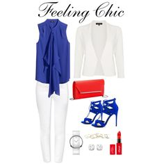 """""""Feeling Chic"""" by sonjeka on Polyvore"""