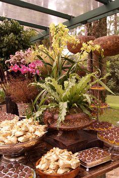 decoração de casamento bothanica paulista
