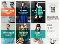 Showcase Of 30 Online Shopping Websites With Creative Product Catalogs | Design Inspiration - Online Social Gigs Hype!