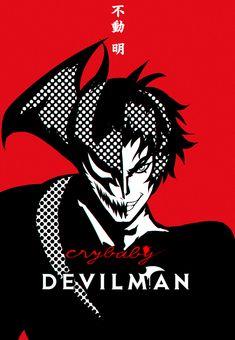 Devilman Crybaby   Akira Fudo