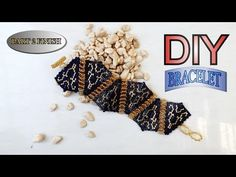 Part 2 Finish : How to make a Ethnic Shields beads Bracelet - Beading Tutorial - YouTube