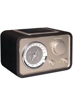 The Crosley solo radio uses special technology to produce great sound anywhere in the room. $74.