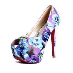 Kvoll - Floral Peep Toe Heels $84.00  http://www.shop.secretenvy.com/Kvoll-Floral-Peep-Toe-Heels-20126816.htm