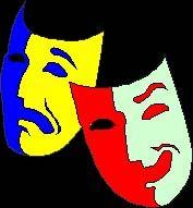 Teatro  : máscaras