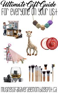 Musings of an Average Mom: Ultimate Gift Buying Guide: Christmas 2016 Christmas Movies, Christmas Holidays, Christmas Gifts, Disney Princess Songs, The Ultimate Gift, Ride On Toys, Gifts For Your Mom, Toddler Gifts, Stocking Stuffers