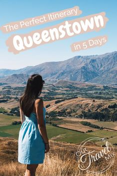 A guide to all the things to do in Queenstown, New Zealand. You'll visit Arrowtown, Glenorchy, Wanaka and the Gibbston Valley. Complete your bucket list with beautiful hikes and relaxation at the Onsen Hot Pools. Glenorchy New Zealand, Queenstown New Zealand, Nz South Island, New Zealand South Island, Cromwell New Zealand, Us Travel, Travel Guide, New Zealand Holidays, Lake Wakatipu