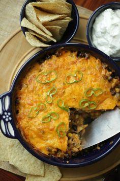 temp-tations by Tara: Make-Ahead, Freezer-Friendly One Dish Meals: Steak Nacho Casserole