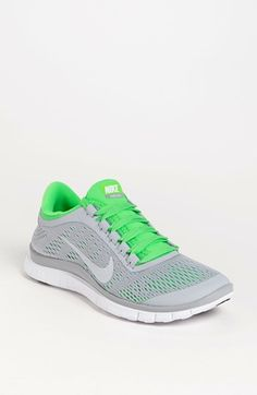 Nike 'Free 3.0 v5' Running Shoe (Women) available at www.sportshoe.ch