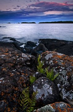 Isle Royale National Park is very remote and great for camping and backpacking!