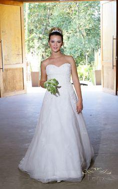 Vestido de Noiva Bello&Bella Noivas Chacara Mansão Fato zona sul de SP