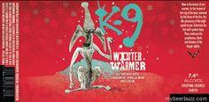 mybeerbuzz.com - Bringing Good Beers & Good People Together...: Flying Dog - K-9 Winter Warmer, Christmas IPA, Hol...