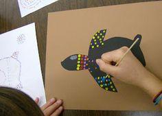 Australia: Aboriginal Dot Paintings